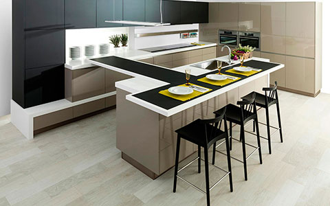 Showroom Barral - Cocinas de diseño