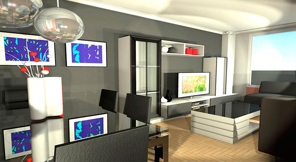 Showroom Barral Diseños 3D